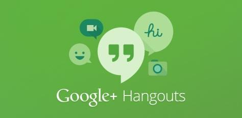 Google plus hangouts - formation informatique et ressources humaines - JL Gestion - bruxelles