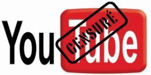 Google Youtube censure - formation informatique et ressources humaines - JL Gestion - bruxelles