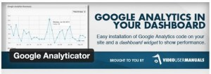 WordPress Google Analyticator - formation informatique et ressources humaines - JL Gestion - bruxelles