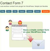 Contact Form 7 WordPress - formation informatique et ressources humaines - JL Gestion - bruxelles