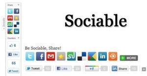 Sociable sur WordPress - formation informatique et ressources humaines - JL Gestion - bruxelles