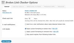 Broken Link Checker - formation informatique et ressources humaines - JL Gestion - bruxelles