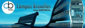 campus bruxelles - JL Gestion - Formation informatique et ressources humaines - bruxelles