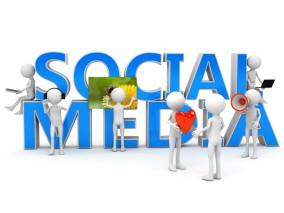Illsutration réseaux sociaux