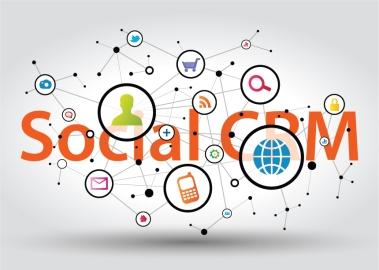 Social CRM - Reseaux sociaux - formation informatique et ressources humaines - JL Gestion - bruxelles