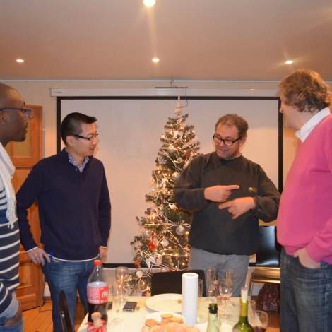 Drink fin d'année @JL Gestion (70)