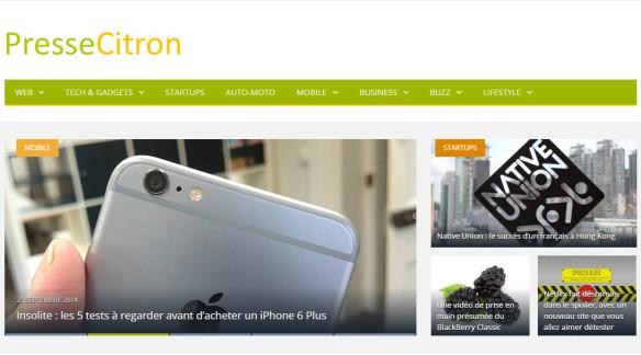 presse-citron-actualité-technologie-web