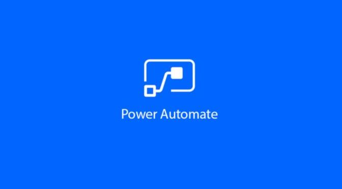 Découvrir Flow et Office 365 – Power Automate – 1 jour