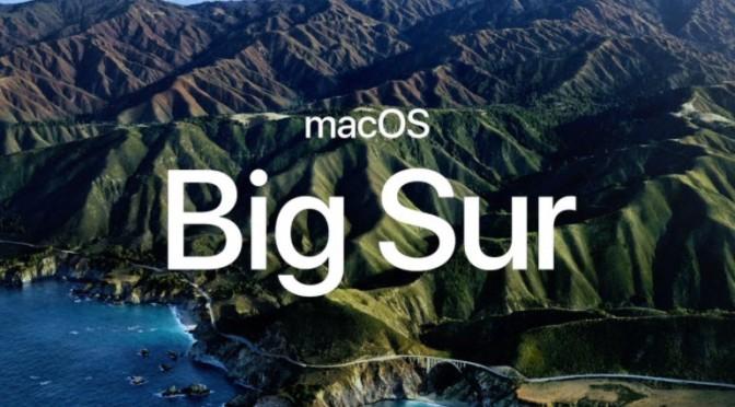 L'essentiel de mac OS Big Sur – 2 jours