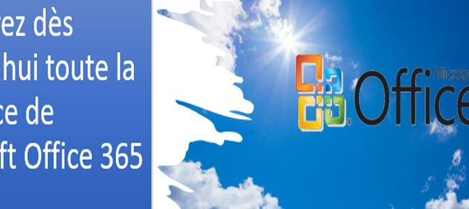Microsoft SharePoint Office 365 Online – Concevoir un site – 3 jours